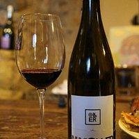 un délicieux vin rouge d'Emporda