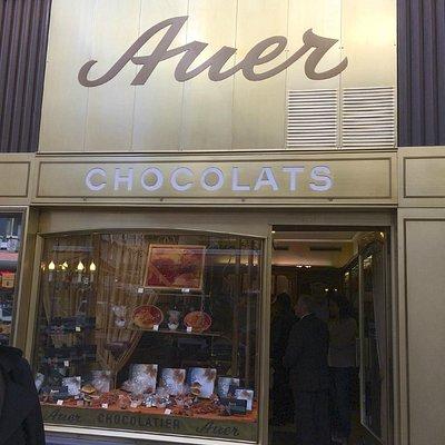Auer Chocolate