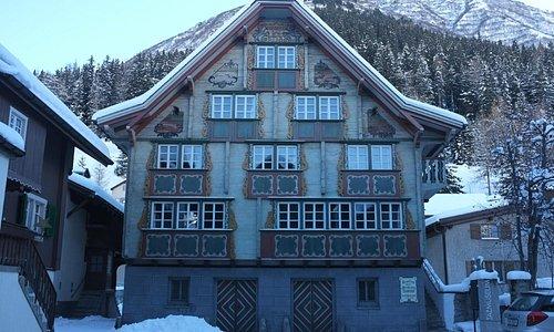 Talmuseum an der Gotthardstrasse