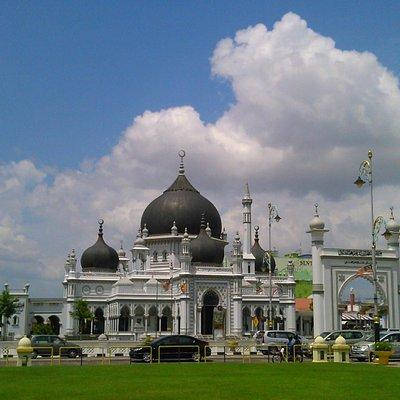 View from Balai Seni