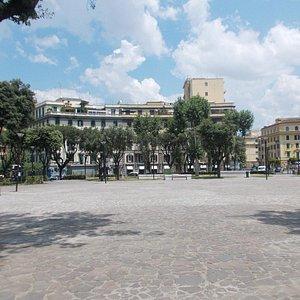 Piazza dei Re di Roma