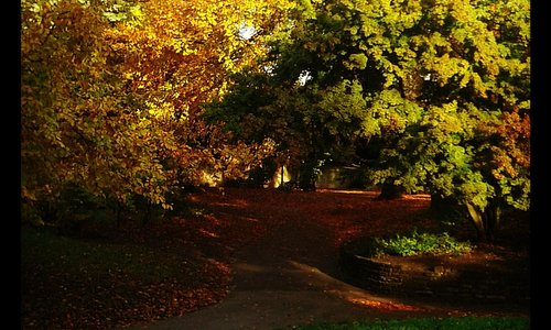 The Arboretum Nov 2013