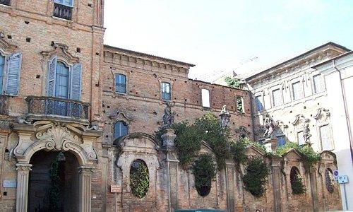 Crema - Palazzo Bodenti Terni de Gregory