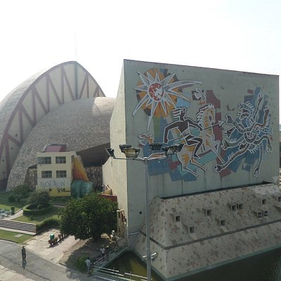 science city's evolution park's building
