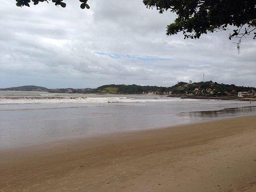 Praia de Santa Mônica-Guarapari/ES.