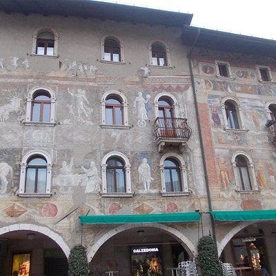 case cazuffi-rella - facciata