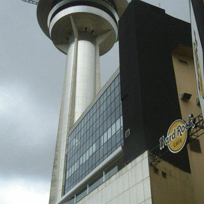 Exterior da Torre