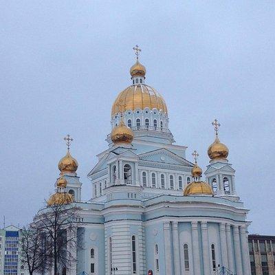 Собор Святого Федора Ушакова