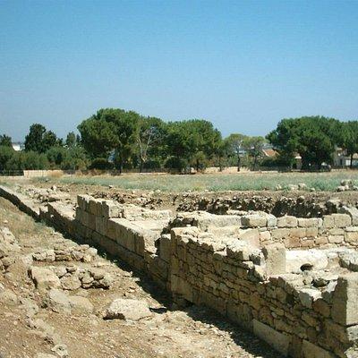Fortificazioni di Megara Hyblaea