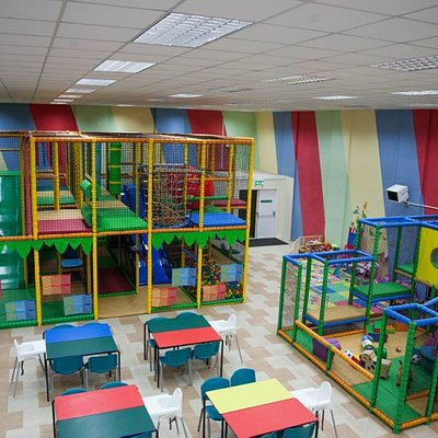 the play area!