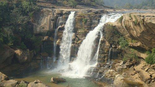 Amritdhara falls