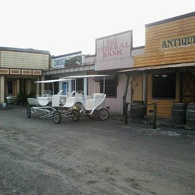 El Kabayo, Clark Airfield, Angeles, Pampanga