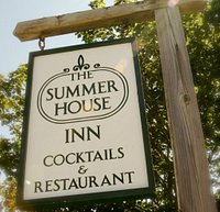 Summer House Street Sign