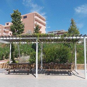 Parco dei Fumetti - area picnic