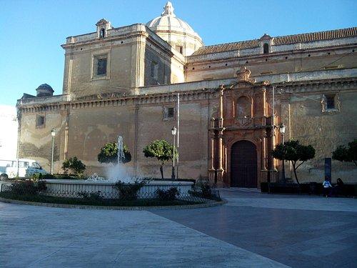 Iglesia De Nuestra Señora De La Granada .Moguer