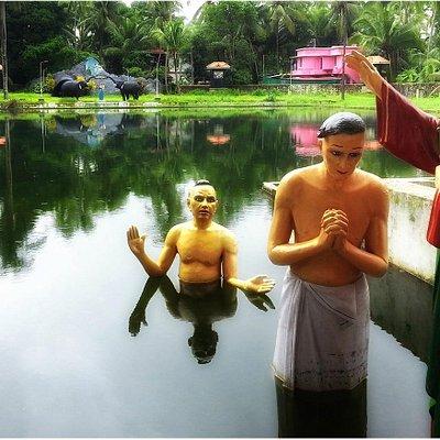Thaliya Kulam (Holy Pond)