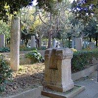 Il Lapidario della Villa Comunale (I Sec. D.C.)