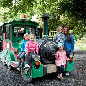 Road Train at Lullymore Heritage & Discovery Park