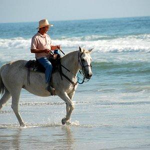 Sea Shore Ride