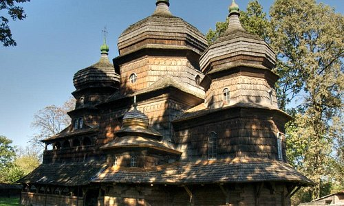 Drohobych: St.George Church
