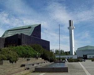 Aalto center i Seinäjoki