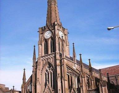 Catedral Nuestra Señora del Rosario de Azul