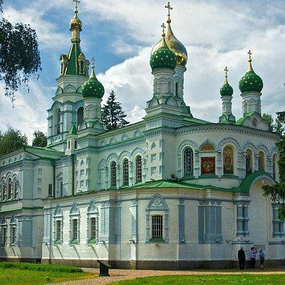 Poltava: St. Sampsoniy Church