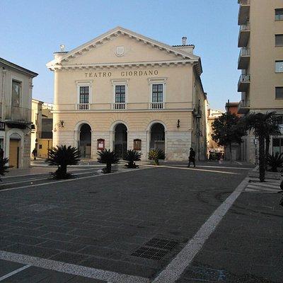 Teatro U.Giordano