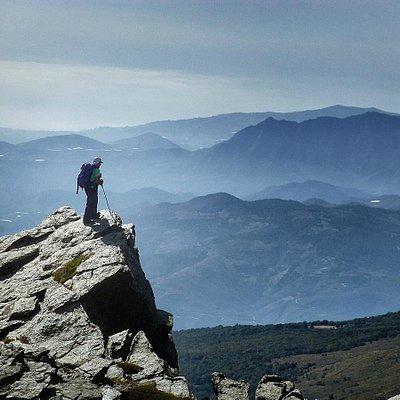 The upper Alpujarras