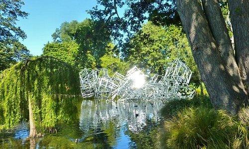 Hagley Park Sculpture
