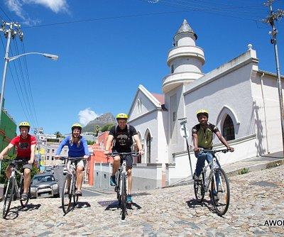 AWOL Cape Town cycling tour