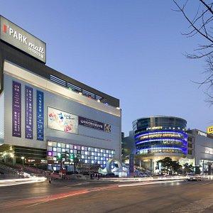 I Park Mall, Youngsan Stn. (아이파크몰, 용산역)