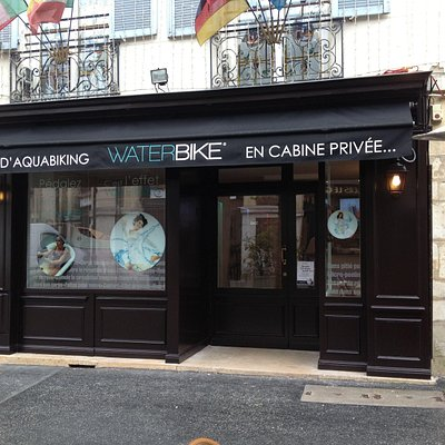 Le waterbike de versailles