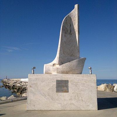 La Vela - Molo Sud di San Benedetto del Tronto