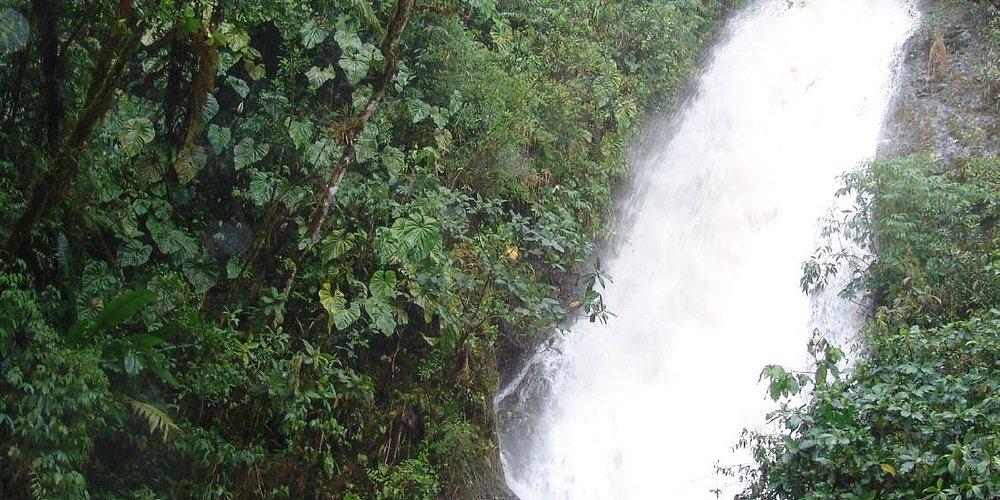 Catarata Doña Ana