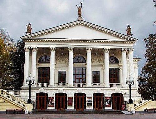 Севастопольский драматический театр им. А.В. Луначарского