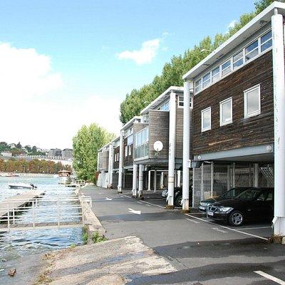 BOULOGNE PLONGEE Coté Seine
