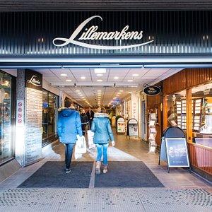 Lillemarkens Shopping, Markensgate 25 b, 4611 Kristiansand