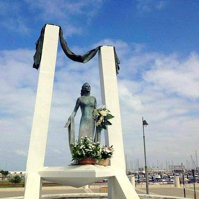 Monumento Rocío Jurado