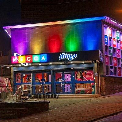 Mecca Bingo Sheffield Flat Street
