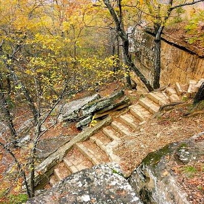 Heavener Runestone State Park Oklahoma - Lee Griffin