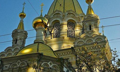 Sevastopol:Pokrovskiy Cathedral