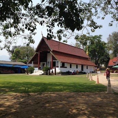 Wat Nam Hoo (วัดน้ำฮู) อ.ปาย จ.แม่ฮ่องสอน