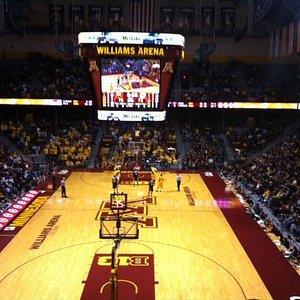 Williams Arena, Minneapolis