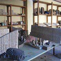 Pinuccio Sciola workshop
