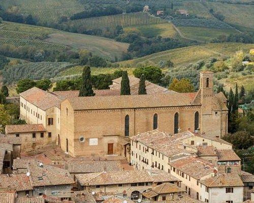 View fron Torre Grossa