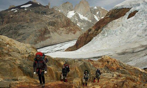 Trekking con Walk Patagonia