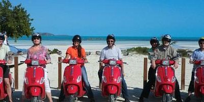 Vespa Island Tours and Rentals