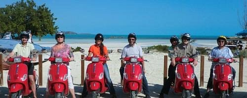 Vespa Island Tours and Rentals