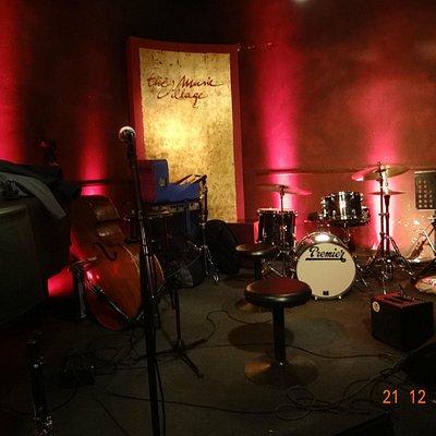 The Music Village Stage